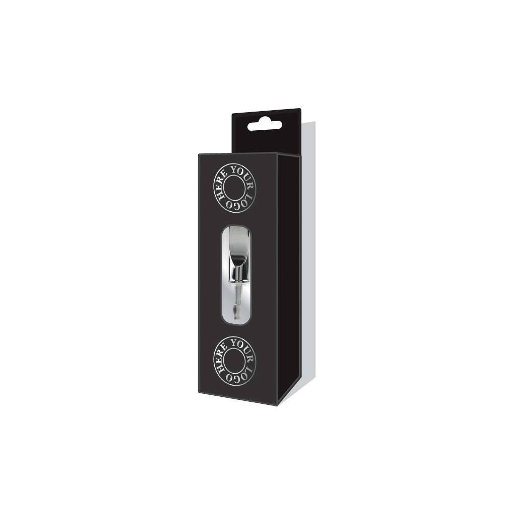 Wholesale Vape Cartridge Boxes With Center Window And