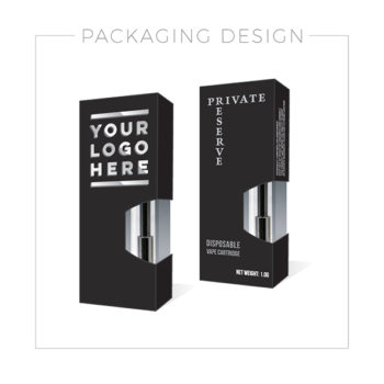 Vape Cartridge Packaging | Custom Wholesale Boxes for Oil Pens